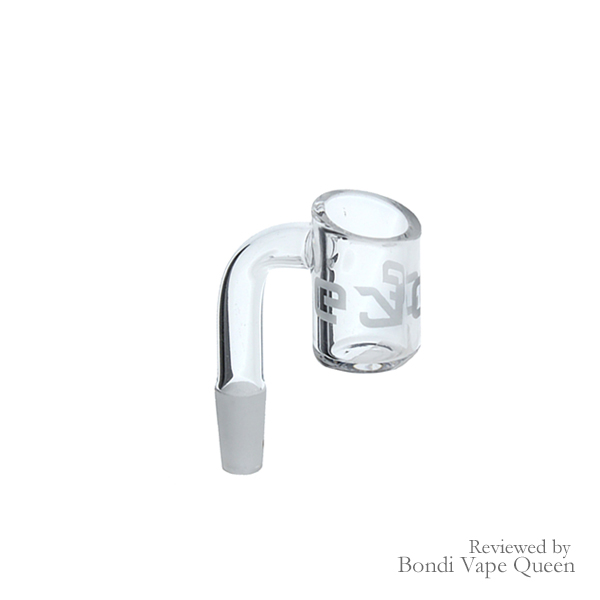 Eyce 10mm Quartz Bucket/Banger with frosted port