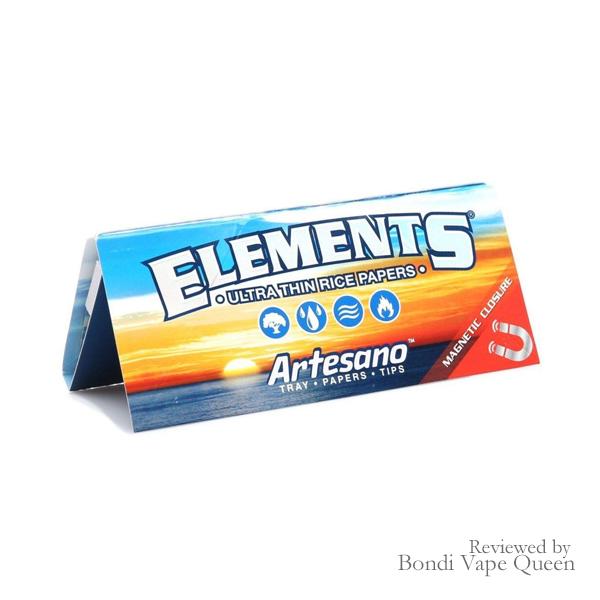 Front of Elements Artesano