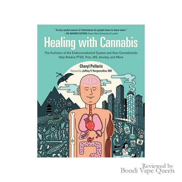 Healing with Cannabis by Cheryl Pellerin